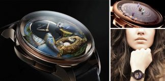 Kreatívne náramkové hodinky od majstrov hodinárov | 24 dizajnov