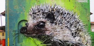 Sochy zvierat z odpadu výkričníkom konzumnej spoločnosti | Artur Bordalo