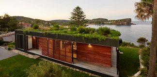 Modulárny eko dom Avalon so zelenou strechou postavia za 6 týždňov