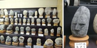 Múzeum kameňov s tvárami | Chinsekikan v Japonsku