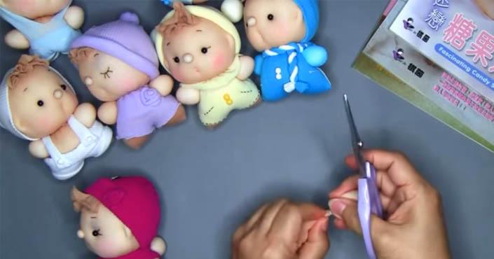 """Bábiky z ponožiek dokážete vyrobiť aj vlastnoručne   Návod """"urob si sám"""""""