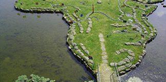 Jazero Klejtrup v Dánsku ponúka precestovať celý svet za pár minút