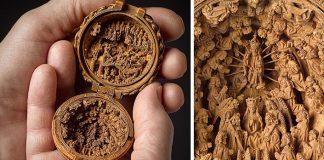 Miniatúry z dreva zo 16. storočia očarujú celý svet!