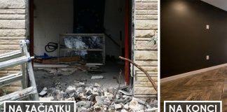 Prerábka garáže na moderný domáci kancelársky priestor | Nápad a návod