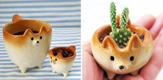 Keramika Shiba Inu si vás získa svojou roztomilosťou | Tetsuya Iseda
