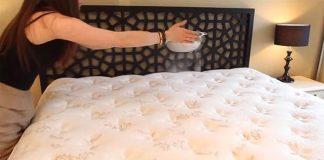 Dezinfekcia matracov a kobercov sódou bikarbónou | Účinný spôsob čistenia
