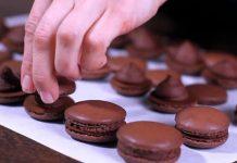 Čokoládové makarónky   Recept na chrumkavé francúzske makrónky