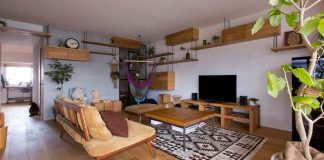 Renovácia bytu myslela aj na chlpatého člena rodiny - mačku | ALTS Design