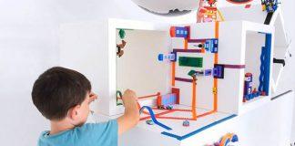 LEGO páska Nimuno umožní deťom stavať lego kdekoľvek