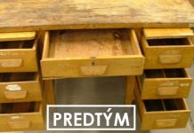 Renovácia pracovného stola | Takýto kus vintage nábytku by ste chceli aj vy!