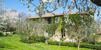 Stredomorský dom a záhrada plné žiarivých farieb vás nabijú pozitívnou energiou
