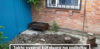 Záhradné jazierko s fontánou alebo ako premeniť nevábny dvor za domom