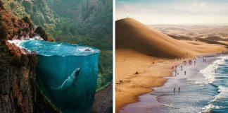 Surreálne fotografie ako scény zo sna | Umenie v podaní Hüseyin Şahin