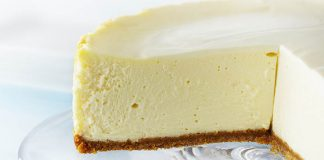 Newyorský cheesecake, známy svojou neprekonateľnou chuťou | Recept