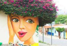 Keď si street art diela podajú ruku s prírodou #2 | 20 prírodných street art diel