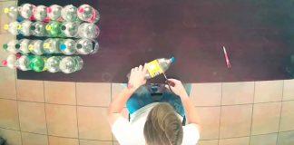 Taburetka z PET fliaš | Návody ako vyrobiť taburetku z plastových fliaš