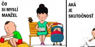 Ženy na materskej dovolenke | 5 trefných faktov o materstve