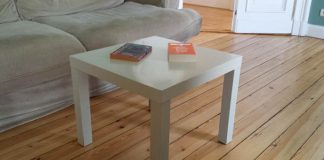 Kreatívne nápady, ako premeniť IKEA stolík LACK | 20+ inšpirácií