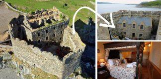 Zachránili 700-ročný zámok Mingary! Premenili ho na luxusný hotel
