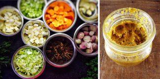 Recept na čerstvý zeleninový bujón - hrdinu každej kuchyne