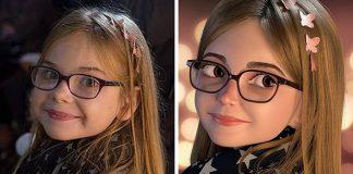 Ľudí mení na 3D postavičky ako vystrihnuté z Pixar filmu | Lance Phan