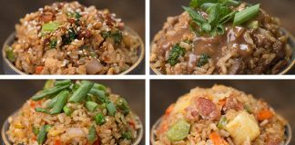Ryža štyrikrát inak. Vyskúšajte ju v zeleninovej, hubovej či mäsovej verzii