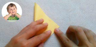 Origami korunky z papiera premení deti na princov a princezné | Návody