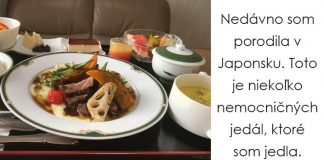 Nemocničná strava v Japonsku prekoná aj mnohé reštaurácie!