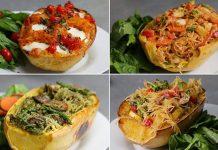 Špagetová tekvica štyrikrát inak | 4 zdravé recepty zo špagetovej tekvice