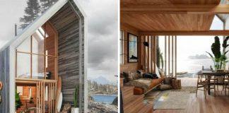 Prefabrikovaný domček Surf Shack si postavíte ako kus nábytku z IKEA