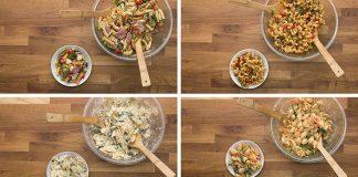 Cestovinový šalát štyrikrát inak | 4 chutné recepty na cestovinové šaláty
