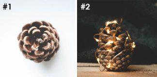 10 trikov, ako vytvoriť úžasné fotografie z obyčajných predmetov | Izabrella