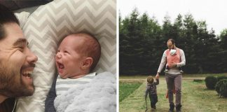 Fotografie otcov s deťmi vám ukážu pravú a nefalšovanú otcovskú lásku!