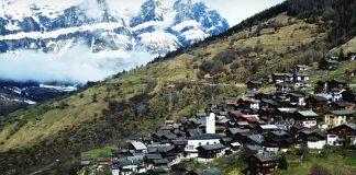 Švajčiarska dedinka Albinen zaplatí 60-tisíc eur, ak sa tam presťahujete