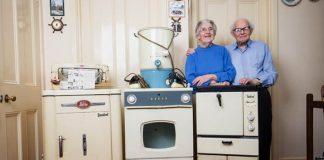 Spotrebiče im fungujú viac ako 60 rokov | Sydney a Rachel Saunders