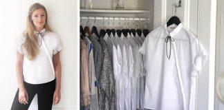 Matilda Kahl už tri roky nosí do práce to isté oblečenie každý deň!