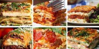 Lasagne osemkrát inak | Chutné recepty na lasagnový týždeň