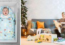Fínske bábätká spia v krabiciach   Štartovací balíček dostane každá matka