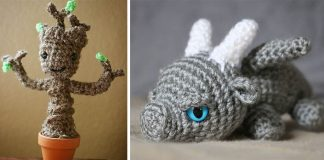 Amigurumi - háčkované hračky, ktoré vznikajú na háčiku Jennifer Nolan