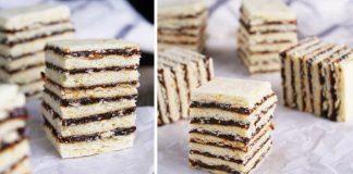 Vinarterta   Recept na tradičný islandský koláč podávaný na oslávach