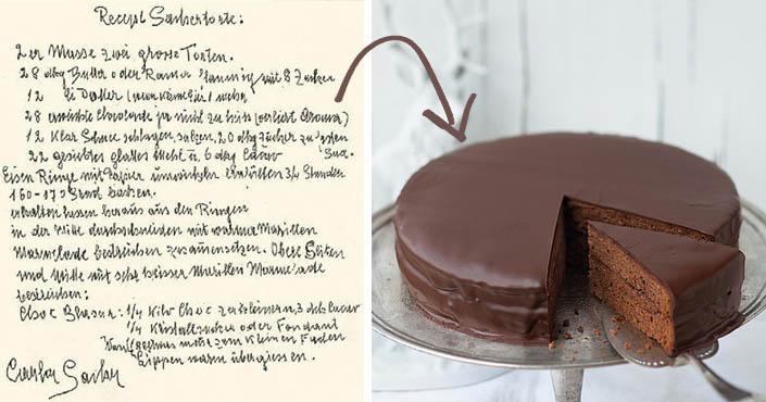 Sacherová torta podľa originálneho tradičného receptu | Recept