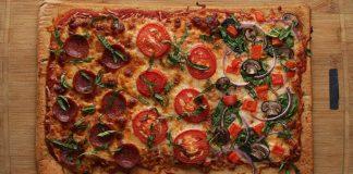 Quinoa Pizza | Recept na netradičnú bezlepkovú pizzu