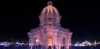 Edoardo Tresoldi stavia monumentálne budovy z drôteného pletiva