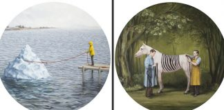 Satirické ilustrácie cností a nerestí ukazujú, ako sa správame k zvieratám