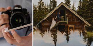 Svadobný fotograf prezradil foto-trik s mobilom ako pomôckou pri fotení