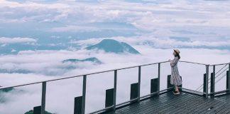Unkai Terrace of Tomamu | Magické miesto nad oblakmi