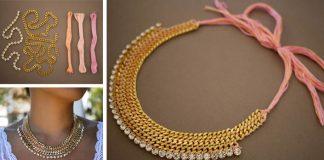 Návod na náhrdelník, s ktorým rozhodne upútate svoje okolie | DIY návod