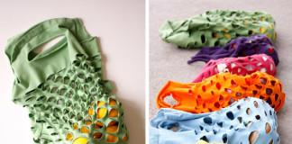 ako recyklovať tričko