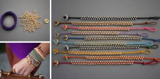 Pletený korálkový náramok | Originálny DIY nápad s návodom ako na to