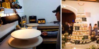 Stojan na cupcakes, ktorý ozvláštni každú oslavu! | DIY návod